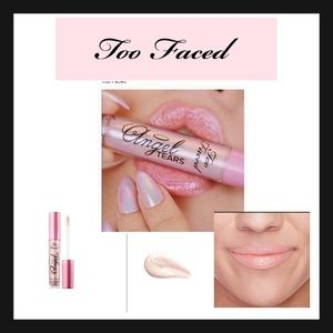 Too Faced ANGEL EYES Lip topper.  BRAND NEW